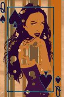 Queen of Spades_or The Bitch by cbudyk