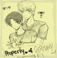 Property of Germany owo by AsukaHatake