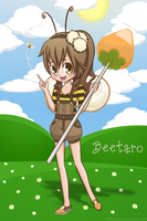 Beetaro - Happy Bee Day by Fefe20906