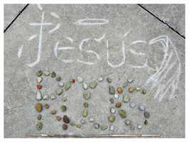 Jesus Rocks by Retermined