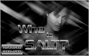 Who is SALT? by yethzart