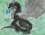 Wrath of the EnderDragon by FlygonPirate