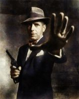 Humphrey Bogart by davidmair