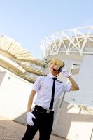Kurobasu : Kise Ryota Pilot Version by dannieh
