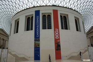 British Museum by TadeoMendoza