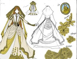 Anel (Alpha and Omega) Costume Design 1 by marial18
