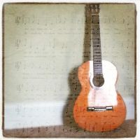 ~A Guitar That Seethes with Sound by DreamWhileImAwake
