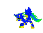 Contest Entry: Brazilian Blur by FiretrontheHedgehog