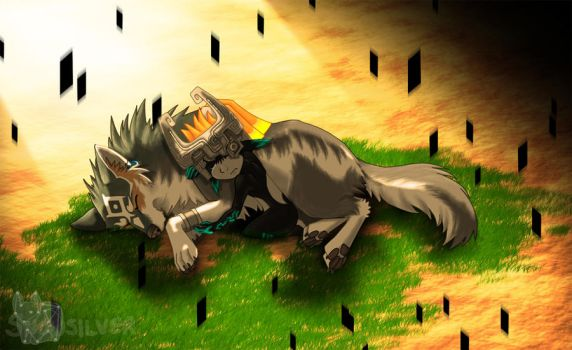 Then Came the Rain by Snowsilver