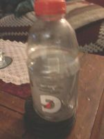 messed up gatorade bottle by PunkFromMarz89