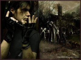 Resident evil 4 by aselclub