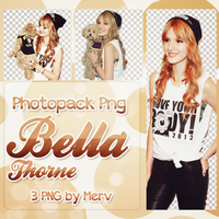 PNG Pack(126) Bella Thorne by BeautyForeverr