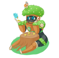 Request: Forestman by yuri4boris