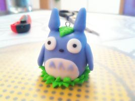 Fimo Totoro :) by Shey3977