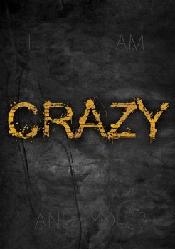 Are you CRAZY? by NI-Roller