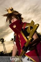 Prince Sora - Kingdom Hearts by blanklogo