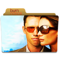 Burn Notice folder icon by Kliesen
