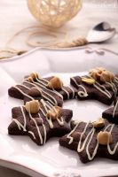 Brownie chocolate cookies by kupenska