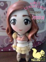 Girls Generation Jessica - Polymer Clay by yuisama