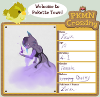 PKMN Crossing by Destined-Melody