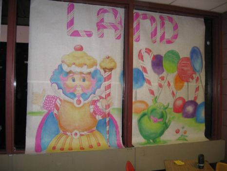 Candyland Fan 2 by An-Ode-To-Maybe