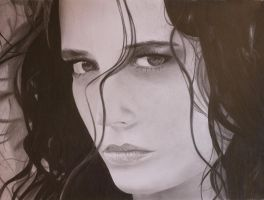 Eva Green I by StuartChell
