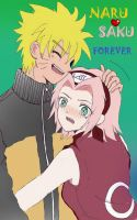 NaruSaku1 by KaRyo61