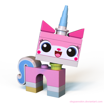 Unikitty 4 by olegsavoskin