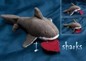...sharks heart me by sharkann