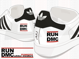 Run DMC Shoes by PuNkGFX