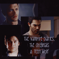 The Vampire Diaries The Originals et Teen Wolf by N0xentra