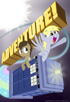 Commission: Adventure.PNG by ZuTheSkunk