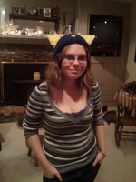My Nepeta hat :33 by ashfeather702