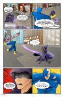 Defenders of the Gene, Page 8 by CoconutMikeNIke