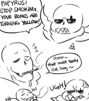 You Can't Stop A Smoker From Smoking by darkshreaders2