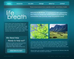 Lifebreath by squizzi