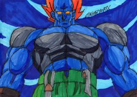 Super Android 13 by ChahlesXavier