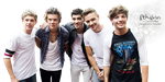 One Direction render 008 [.png] by Ithilrin by Ithilrin