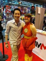 Meeting Todd Haberkorn 2 by punkette180
