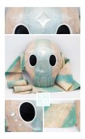 Three-Tooth Mask for Yonderbeasties by Kabiscube