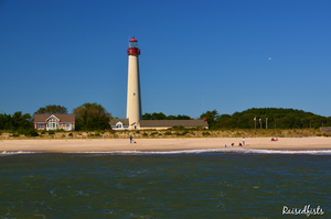 Cape May Lighthouse by RaisedFists
