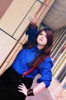 Captain Jack(y) Harkness!Fem by Waterqueen-san