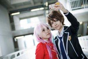 Guilty Crown : You and I by yingtze
