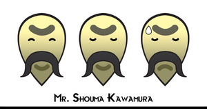 The moods of mr. Kawamura by nlife