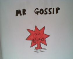 Mr Gossip by michaelritchie200