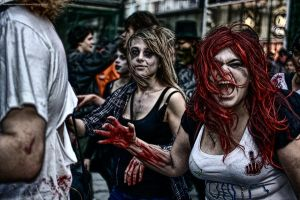 Zombie Walk Warsaw 2010 24 by remigiuszScout