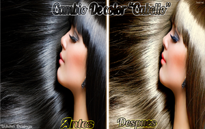 Cambio Color Cabello by UchihaDesings