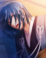 Shall We Date Ninja Love Hanzo Hattori 4 by XXTenshi