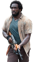 Shumpert the walking dead render by twdmeuvicio