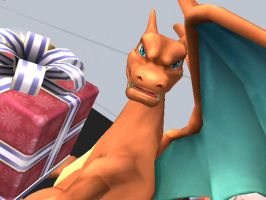 Charizard's A Giver by silverhammerbro